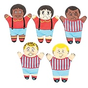 Dexter Educational Toys® Feelings Hand Puppets (DEX7205M)