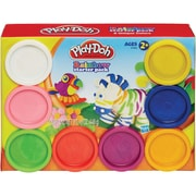 Play-Doh® Rainbow Starter Pack, 8 Cans (SL8347)