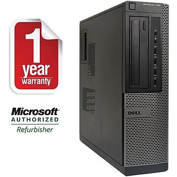 Dell 790 DT Refurbished Desktop Computer, Intel i5 3.1GHz, 4GB RAM, 500GB Hard Drive