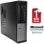 Refurbished Dell 990 Desktop Core i7 3.4Ghz 8GB RAM 1TB HDD Windows 10 Pro