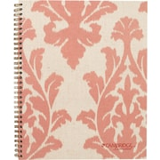 "Cambridge® Fashion Notebook, Legal Ruled, 9"" x 11"", Assorted Designs (47395)"