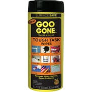 Goo Gone® Tough Task Wipes, 24 Wipes/Pk