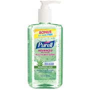 Purell Advanced Hand Sanitizer w/ Aloe, 8+2 oz.
