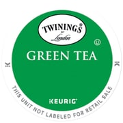 Twinings Green Tea K-Cup Pods, 24/Box