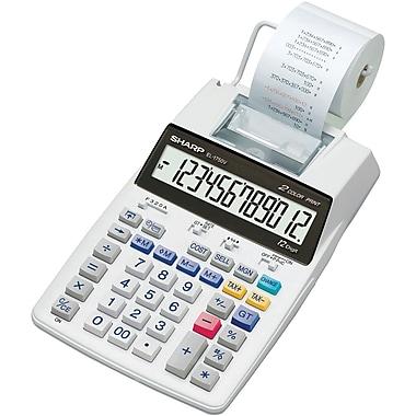 Sharp® EL1750V Printing Calculator