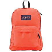 Jansport Superbreak Backpack, Tahitian Orange