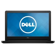 "Dell Inspiron i5555-1428BLK 15.6"" Touchscreen, AMD A8, 6 GB RAM, 1 TB HDD Black Notebook"