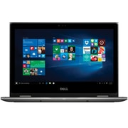 "Dell Inspiron i5368-6452GRY 13.3"" FHD 2-in-1 Touch Laptop (Intel Core i5-6200U Processor, 8GB RAM, 1TB HDD, Windows 10) Gray"