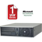 HP Compaq Business dc7800 Desktop Computer, Core 2 Duo E6750 2.66GHz, 2GB RAM, 160 GB HDD, Vista Business, Refurbished