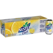 NESTEA® Iced Tea, Diet Lemon 12-ounce Can, 24/Pack