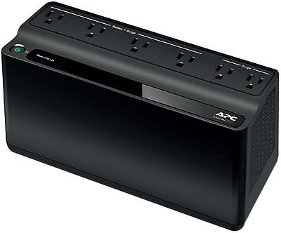 APC Back-UPS 425VA 6 Outlet Battery Backup (BE425M)