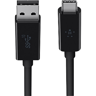 Belkin 3.1 USB-A to USB-C Cable