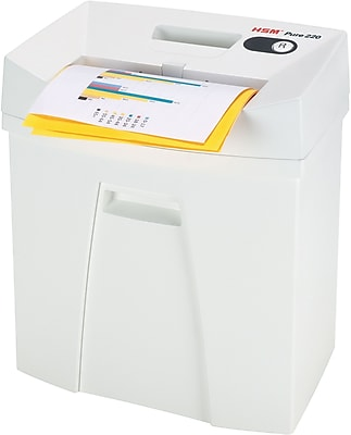 HSM Pure 830c 41 Sheet Cross-Cut Shredder