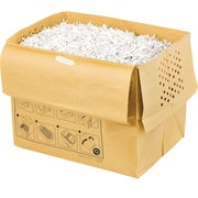 Swingline, Recyclable Paper Shredder Bags, 11 gallon, 5/Pack