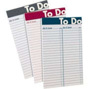 "Ampad® To Do Notepad, 5"" x 8"""