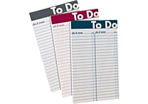 Ampad® To Do Notepad, 5' x 8' (20-001)