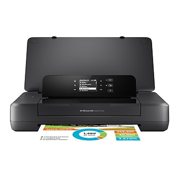 HP OfficeJet 200 Portable Printer with Wireless and Mobile Printing (CZ993A)