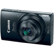 Canon PowerShot ELPH 190 IS 20MP Compact Camera, 10x Optical Zoom, 43 - 43 mm Focal Length, Black