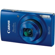 Canon PowerShot ELPH 190 IS 20MP Compact Camera, 10x Optical Zoom, 43 - 43 mm Focal Length, Blue