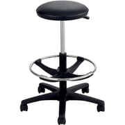 Safco® Extended-Height Lab Stool (3436BL)