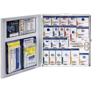 First Aid Only™ SmartCompliance™, Large Metal Food Service First Aid Cabinet, without Medications