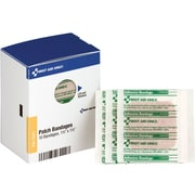 "First Aid Only® Smart Compliance® Refill 1.5"" x 1.5"" Plastic Bandages, 10 Per Box (FAE-3000)"