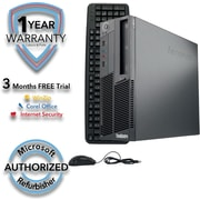 Refurbished Lenovo ThinkCentre M90P SFF Intel Core i3 2.93Ghz 4GB RAM 1TB Hard Drive Windows 10 Pro