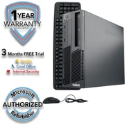 Refurbished Lenovo ThinkCentre M90P SFF Intel Core i5 3.2Ghz 8GB RAM 1TB Hard Drive Windows 10 Pro
