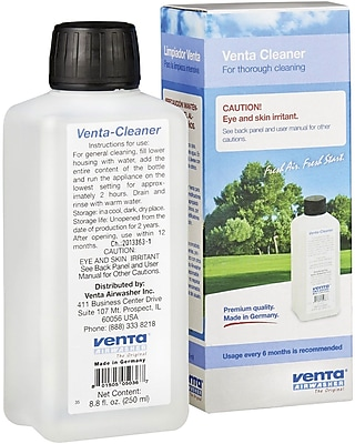Venta Cleaner for Airwasher, 8.8 Oz.