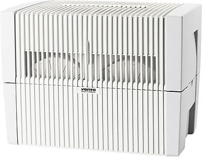 Venta Airwasher LW45 2-in1 Humidifer/Purifier, White