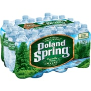 Poland Spring (Non-Deposit) Bottled Spring Water, 16.9 oz. Bottles, (Pick up In-Store) 24/Case