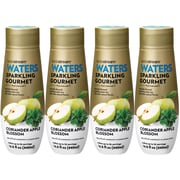 Sodastream 440ml Sparkling Gourmet Coriander Apple Blossom Sparkling Drink Mix, 4 Pack