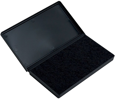 1 P46019BK Stamp Pad Black PIS