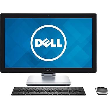Dell Inspiron i7459-7070BLK 23.8'' Touchscreen All-in-One Desktop PC (Intel Core i7-6700HQ, 16GB RAM, 1TB HDD + 32GB SSD)