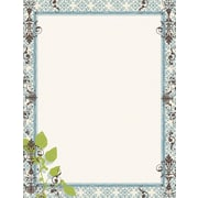 "Great Papers! Garden Montage Letterhead   8.5"" x 11""  80 count (2013182)"
