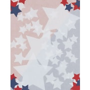 """Great Papers! Stars Letterhead   8.5"""" x 11""""  80 count (2014285)"""