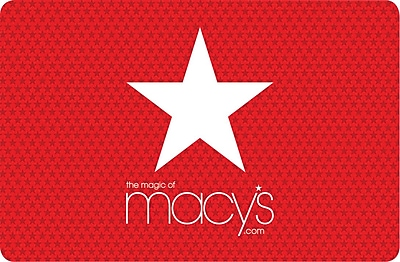 Macy's Gift Card $200 (Email Delivery)