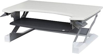 ErgotronHome Workspace™ Lift35 Soho Bleachwood Adjustable Standing Desk