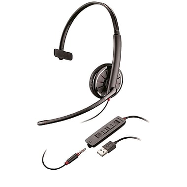 Plantronics® Blackwire C315.1 Corded Headset
