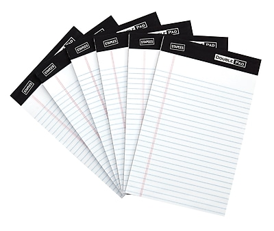 Staples Notepads, 5