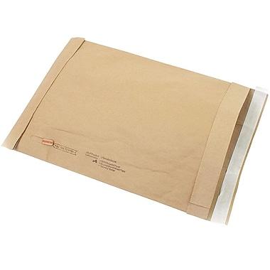 #4 Padded Mailer, Gold Kraft, 9-3/8