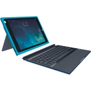 Logitech BLOK Protective Keyboard Case for iPad Air 2, Teal/Blue (920-007419)