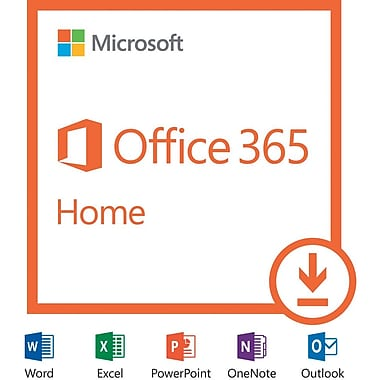 Office 365 Home, 1-year subscription [Download]