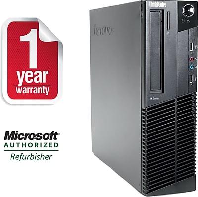 Refurbished Lenovo M92P SFF Desktop Core i5 3.2Ghz 8GB RAM 2TB HDD Windows 10 Pro