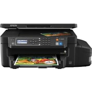 Epson® Expression ET-3600 Wireless EcoTank Multifunction Color Supertank InkJet Printer (C11CF73201)
