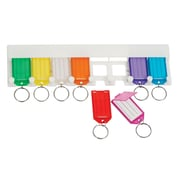 Coin Tainer 8 Tag Key Rack by