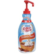 Nestlé® Coffee-mate® Coffee Creamer, Pumpkin Spice, 1.5L liquid pump bottle, 1 bottle