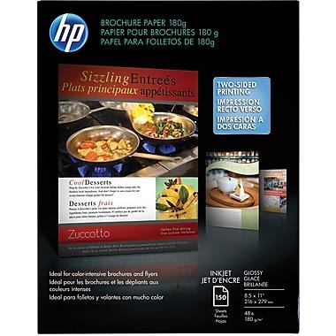 HP Professional Inkjet Brochure Paper 08 1/2