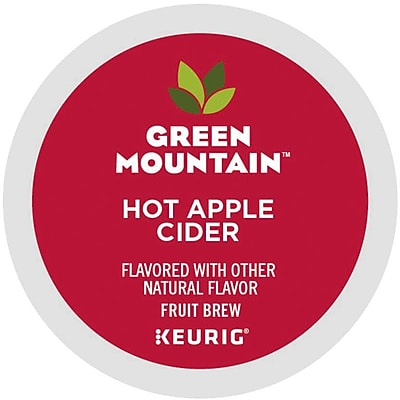 Keurig® K-Cup® Green Mountain Naturals® Hot Apple Cider, 96 Count