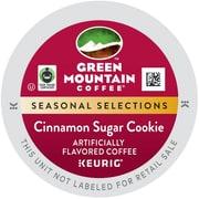 Green Mountain® Cinnamon Sugar Cookie Coffee, Keurig® K-Cup® Pods, Medium Roast, 24/Box (35814)